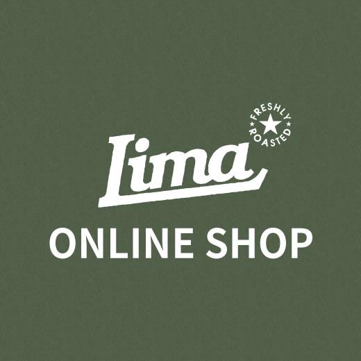 LimaCoffee ONLINE SHOP